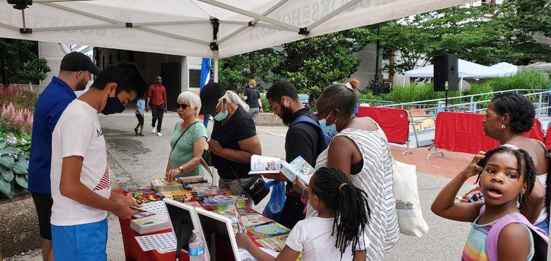 Indigenous literature Wawa Great American Festival Event Philadelphia 13