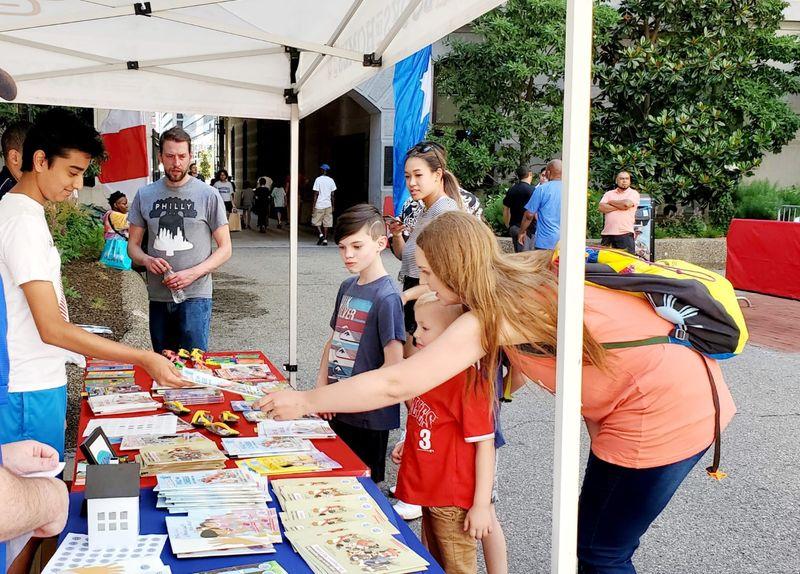 Indigenous literature Wawa Great American Festival Event Philadelphia 9